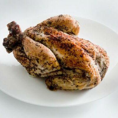 gevulde kip